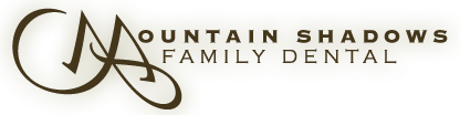 Mountain Shadows Family Dental logo
