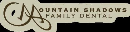 Mountain Shadows Family Dental logo